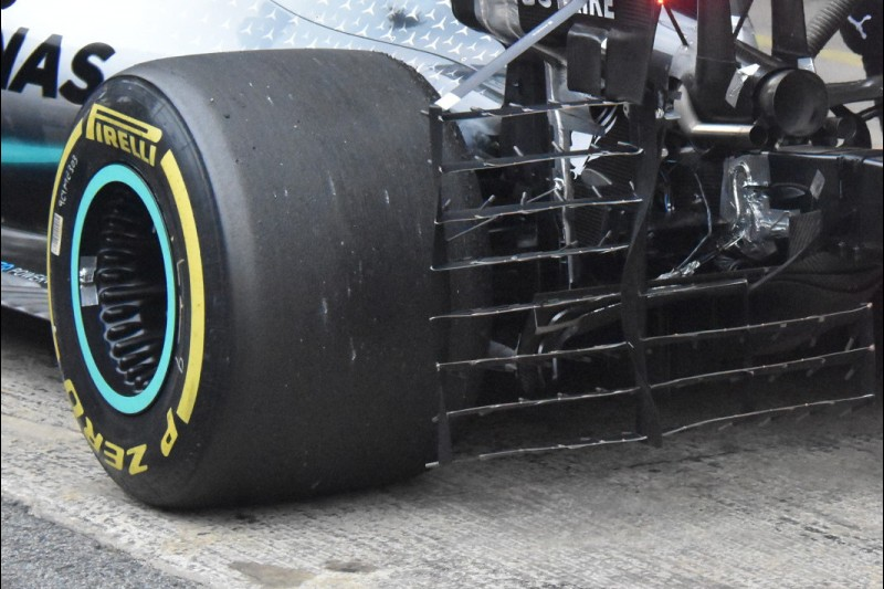 Felge bei Mercedes