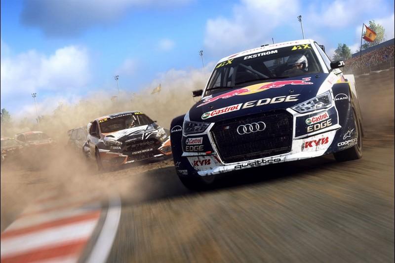 Screenshot: DiRT Rally 2.0