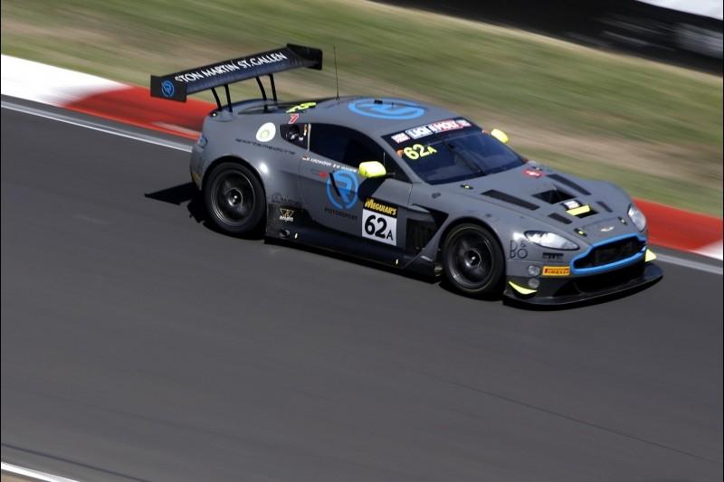 Jake Dennis, Matthieu Vaxiviere. R-Motorsport