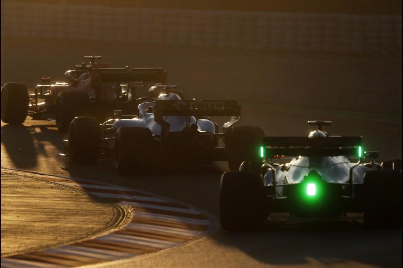 George Russell, Sebastian Vettel