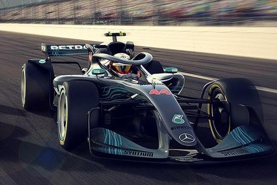 Formel-1-Konzepte für die Saison 2021