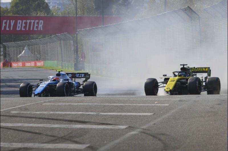 Robert Kubica, Daniel Ricciardo