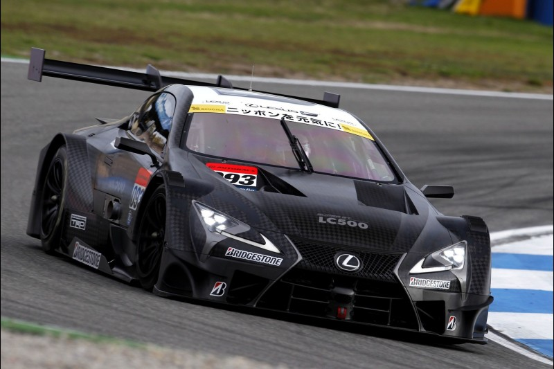 Heikki Kovalainen, Lexus