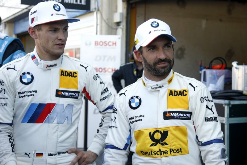 Marco Wittmann, Timo Glock