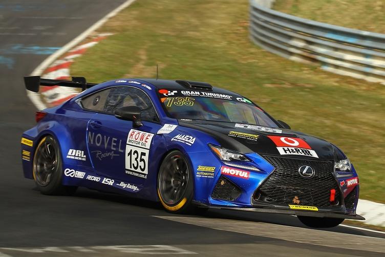 Ring Racing, Lexus RC F