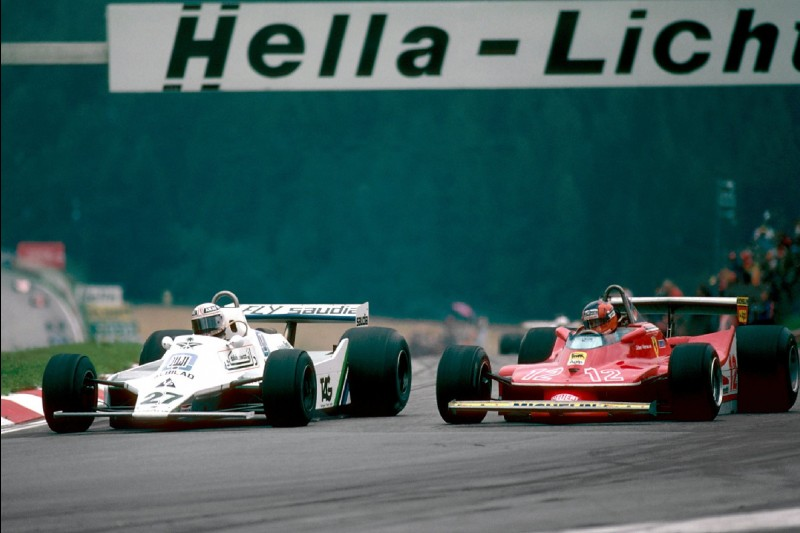 Alan Jones, Gilles Villeneuve
