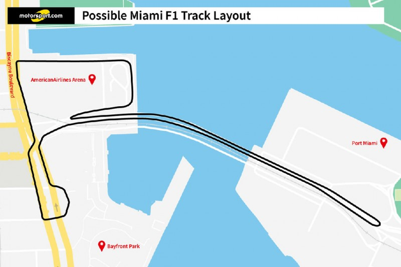 Miami-Layout