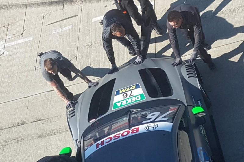 Aston Martin, Kühlung, Luftauslass, Motorhaube