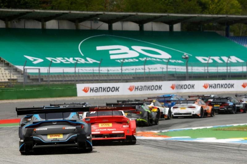 Aston Martin, Start