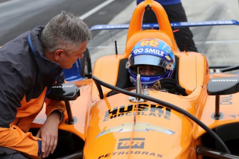 Fernando Alonso, Gil de Ferran