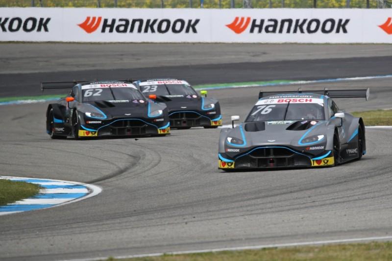 Aston Martin, R-Motorsport