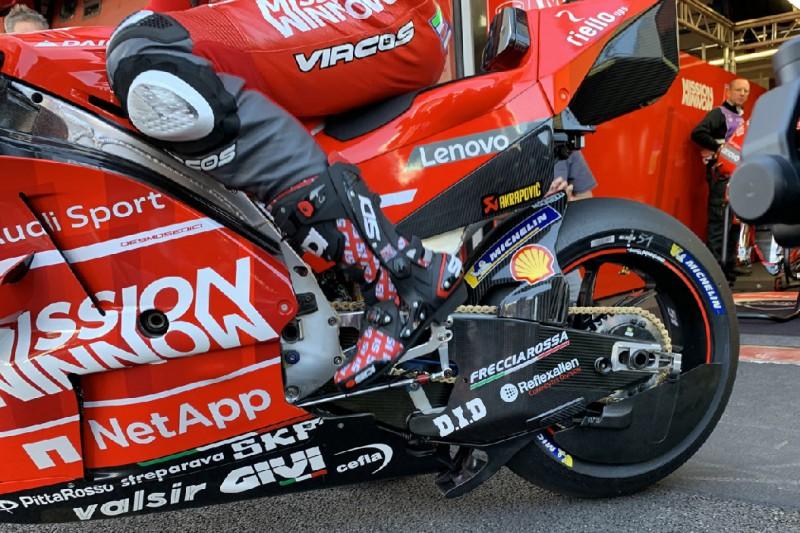 Ducati Aero-Verkleidung