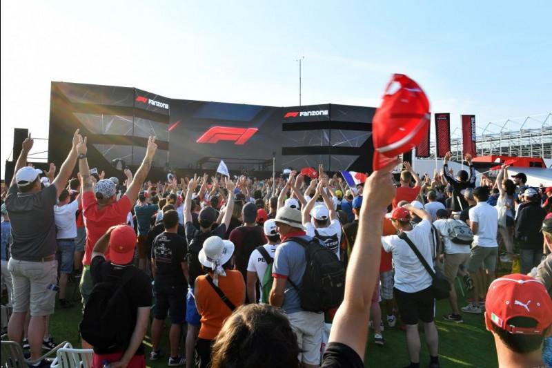 Formel-1-Fanzone