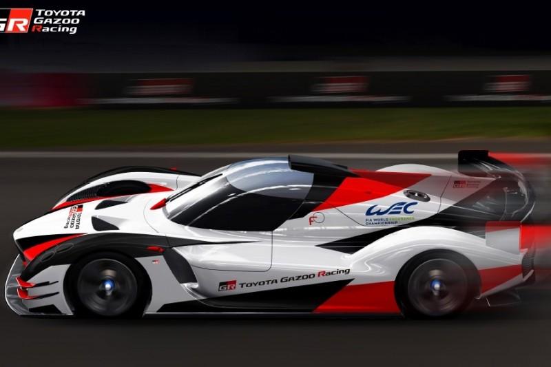 Toyota GR Super Sport Konzept, WEC 2020/21, Hypercar