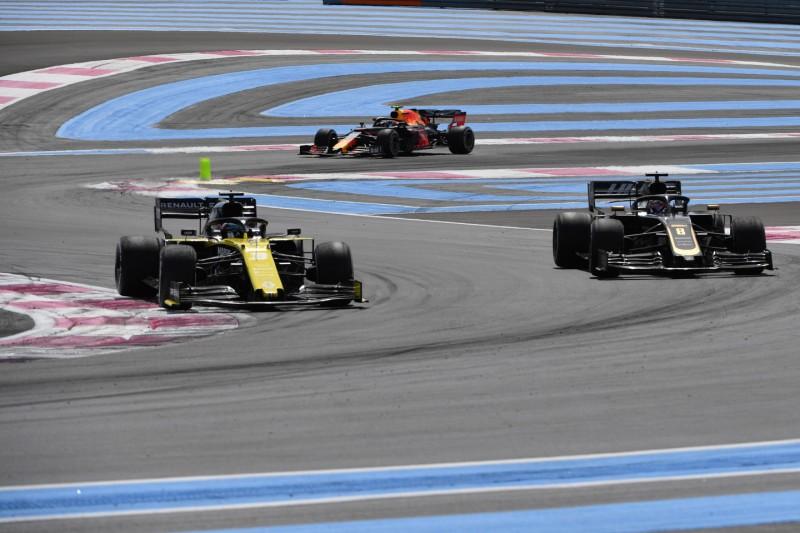 Daniel Ricciardo, Romain Grosjean