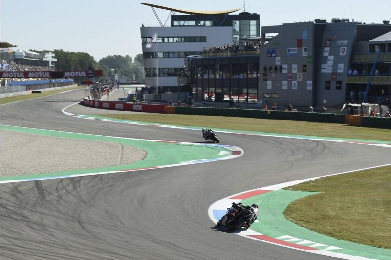 Schikane vor Start/Ziel auf dem TT Circuit Assen