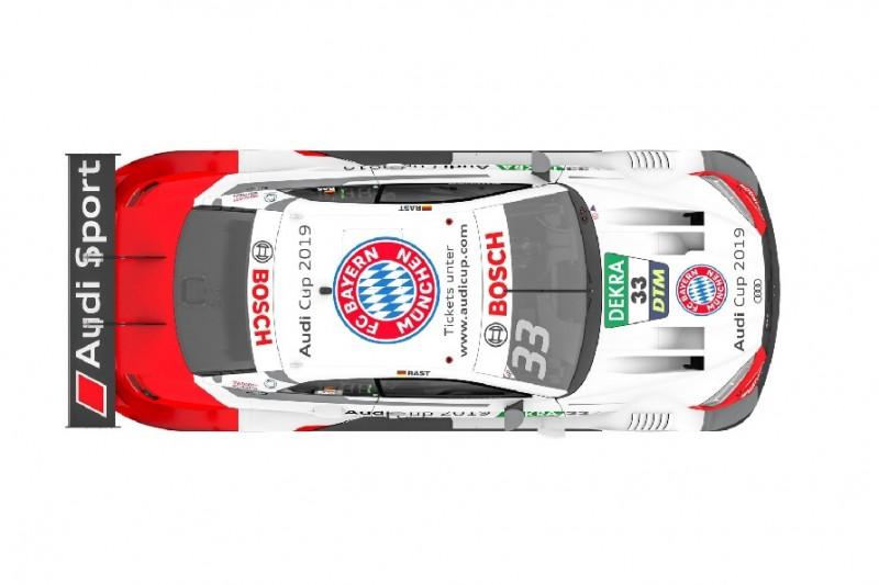 Audi, Rast, Bayern München