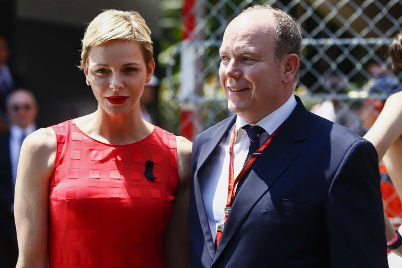 Prinz Albert, Charlene