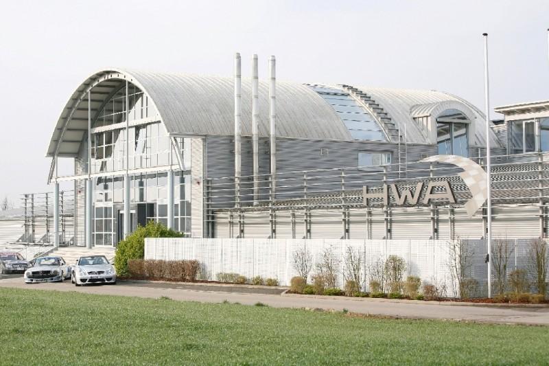 HWA, Affalterbach