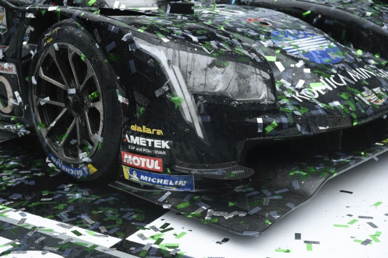 Siegerauto von Renger van der Zande, Fernando Alonso, Kamui Kobayashi, Jordan Taylor der 24h Daytona 2019