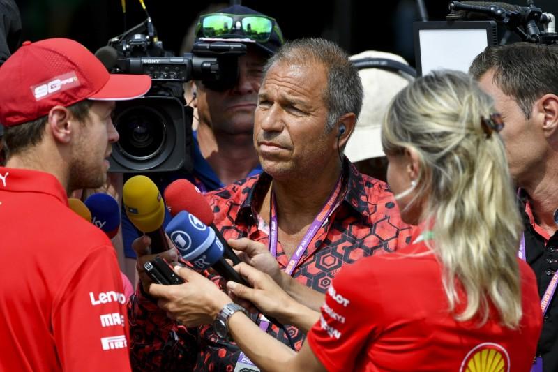 Sebastian Vettel, Kai Ebel
