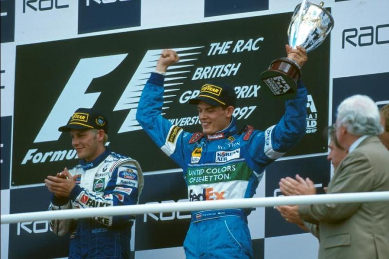 Alexander Wurz, Jacques Villeneuve