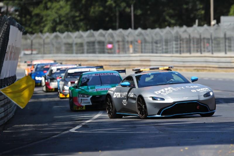 Safety-Car, Aston Martin