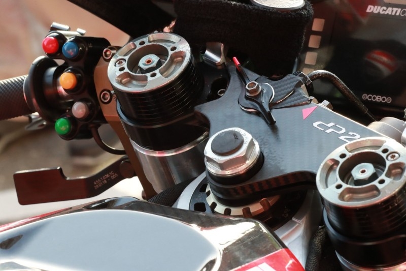 Ducati Holeshot Device