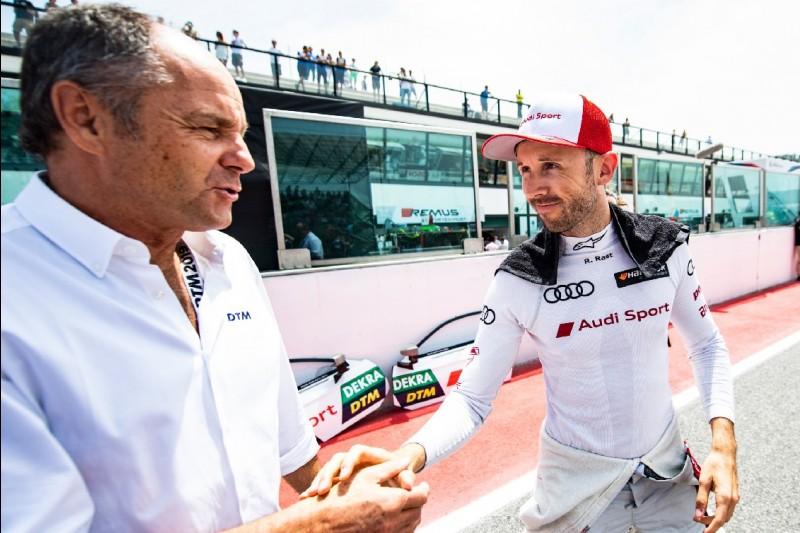 Gerhard Berger, Rene Rast