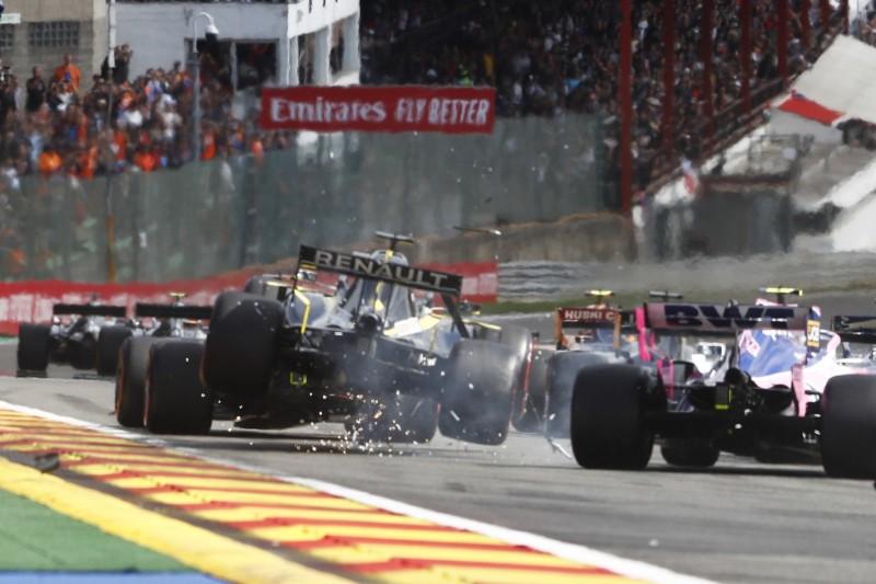 Daniel Ricciardo, Lance Stroll