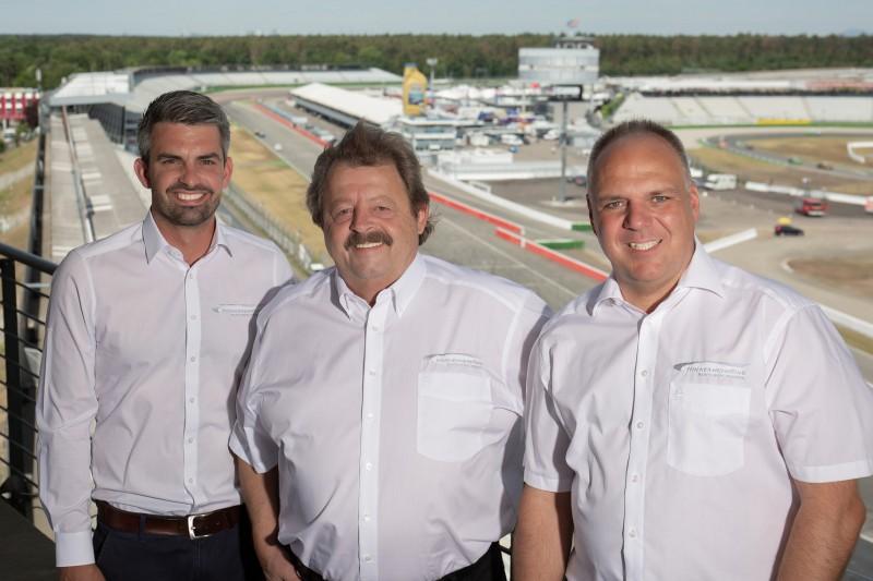 Jochen Nerpel, Georg Seiler, Jorn Teske