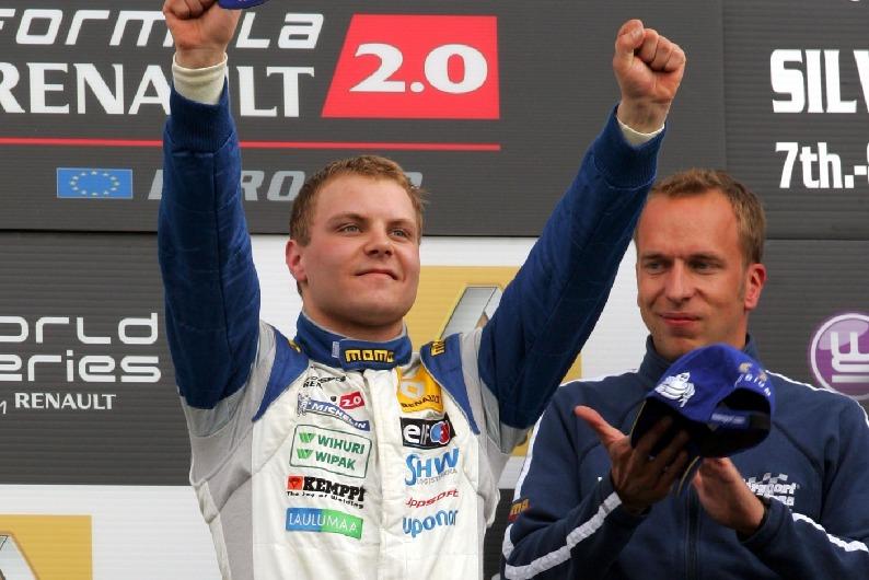 Valtteri Bottas, Timo Rumpfkeil