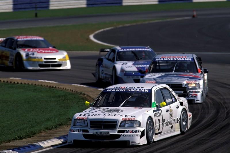 ITC, 1996, Silverstone, Juan Pablo Montoya