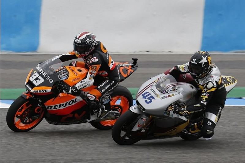 Marc Marquez, Scott Redding