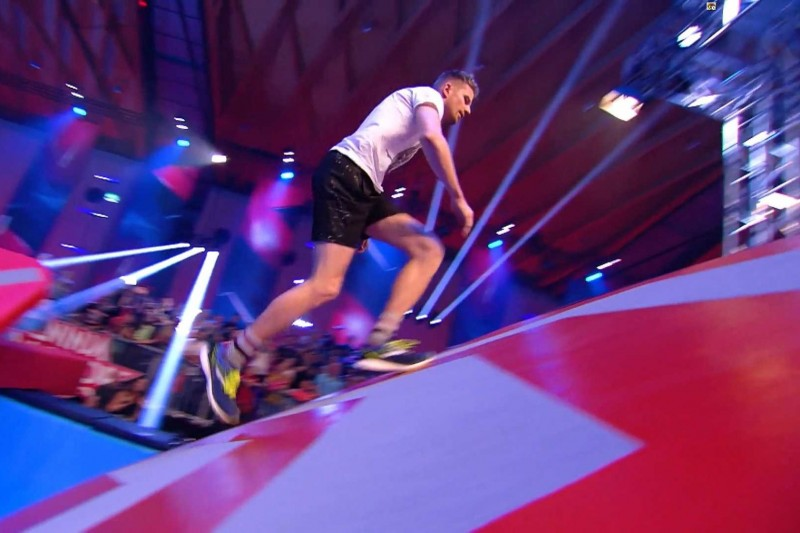 "Nico Hülkenberg tritt am 20. September bei ""Ninja Warriors Germany"" auf RTL auf"