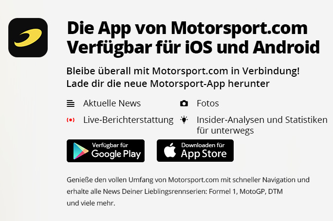 App von Motorsport.com