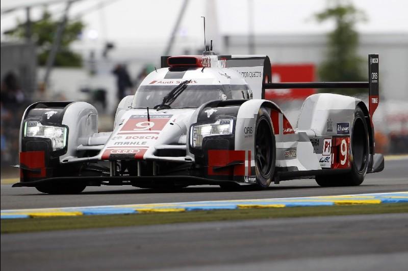 Rene Rast, LMP1, Audi