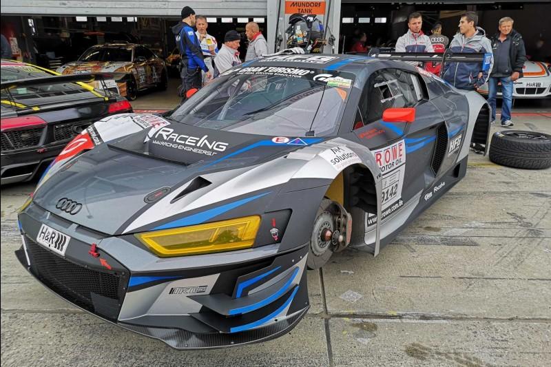 VLN: Audi