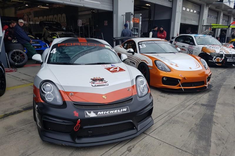VLN: Porsche