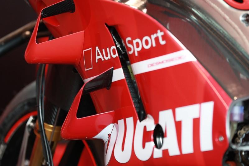 Winglets: Ducati Desmosedici GP19