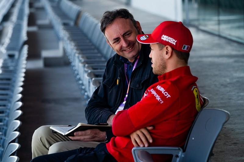 Sebastian Vettel, Roberto Chinchero