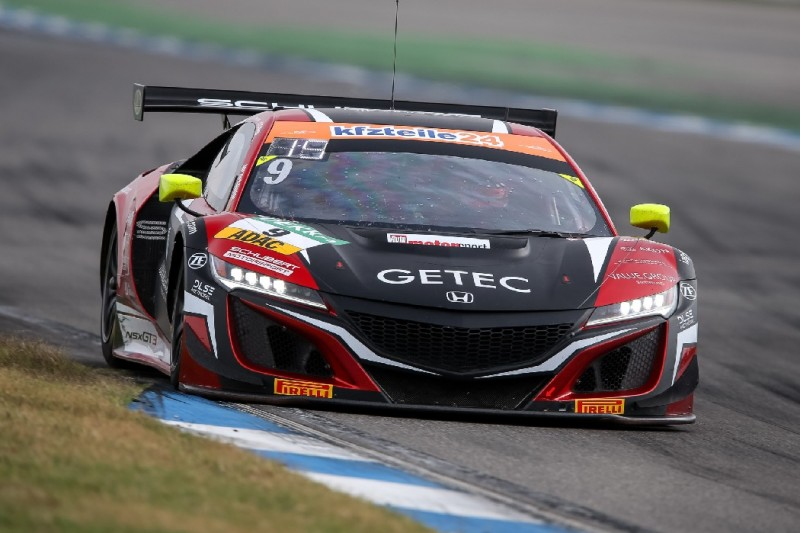 Honda NSX GT3, Schubert Motrosport, Christopher Dreyspring, Giorgio Maggi