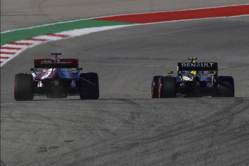 Kimi Räikkönen, Nico Hülkenberg