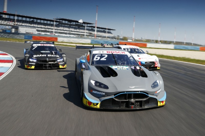 Aston Martin, BMW, Audi