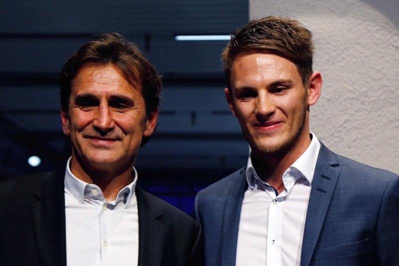 Marco Wittmann, Alex Zanardi