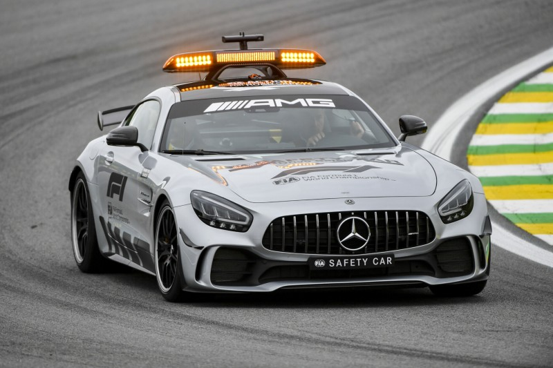 Safety-Car der Formel 1