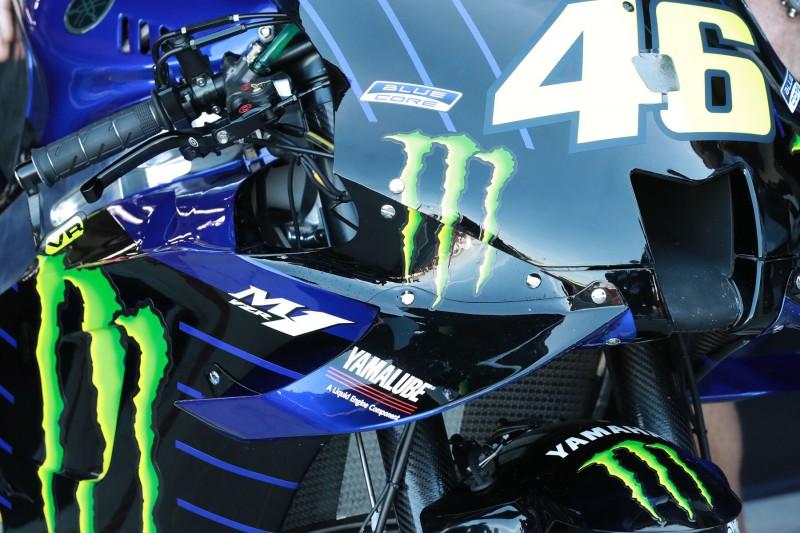 Yamaha M1 Winglets
