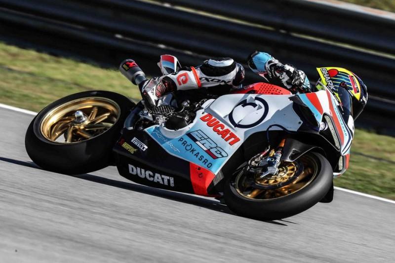ERC Ducati Panigale V4R