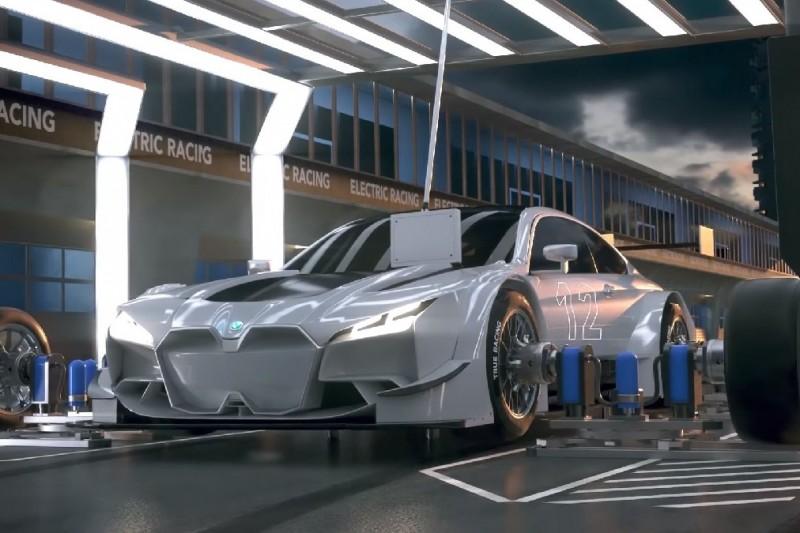 BMW, Studie, DTM, Elektro