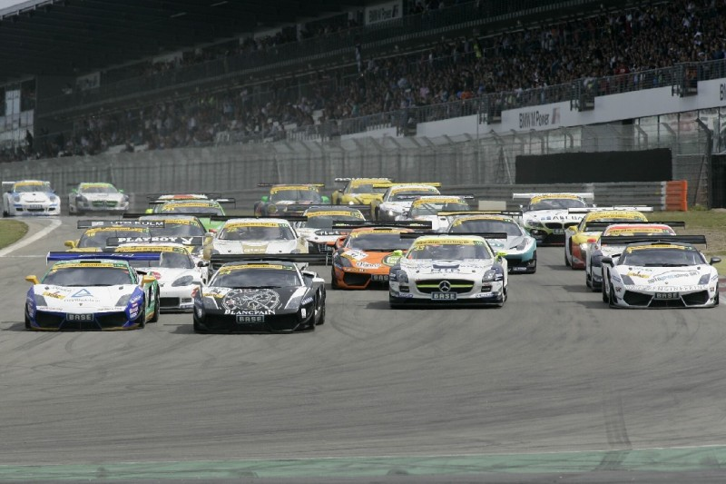 GT-Masters 2011, Start